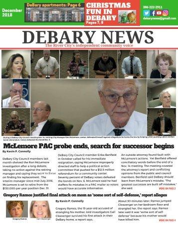 DeBary News - December 2018 -Final