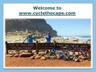 Cape Town Cycling Tours