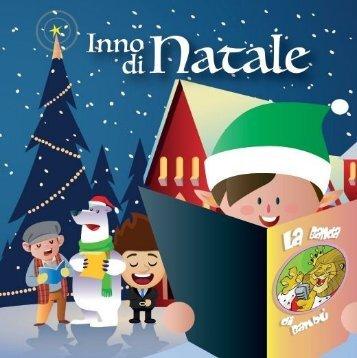 La Banda di Bambù_Inno di Natale_booklet
