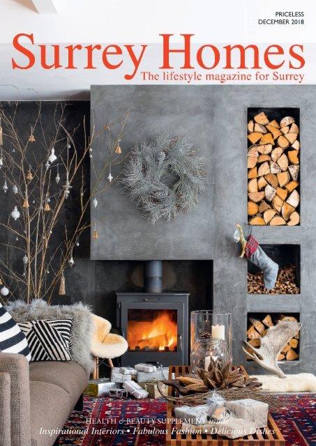 Surrey Homes | SH50 | December 2018 | Health & Beauty supplement inside