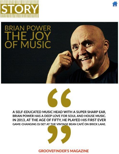 Groovefinder's Magazine #4