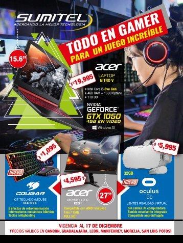 Revista Gamer Diciembre
