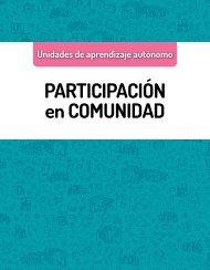 PARTICIPACION EN COMUNIDAD