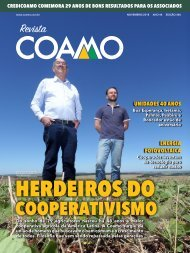 Revista Coamo - Novembro de 2018