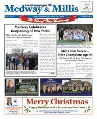 Medway & Millis December 2018