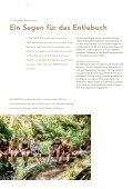 «Ein Segen für alle» – UNESCO Biosphäre Entlebuch – Broschüre 2018 - Seite 6