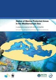 Status of Marine Protected Areas in the Mediterranean Sea - MedPan
