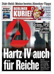 Berliner Kurier 29.11.2018