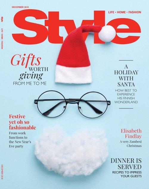 Style: December 01, 2018
