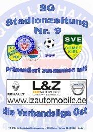 TSV  Stadionzeitung 9-18-SVE-021218