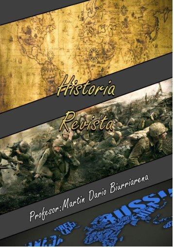 Historia Revista con Linea del Tiempo