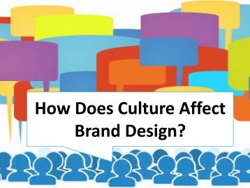 How Does Culture Affect Brand Design?