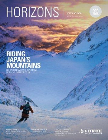 Horizons Magazine | December 2018