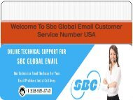Contact SbcGlobal Email Support Number USA