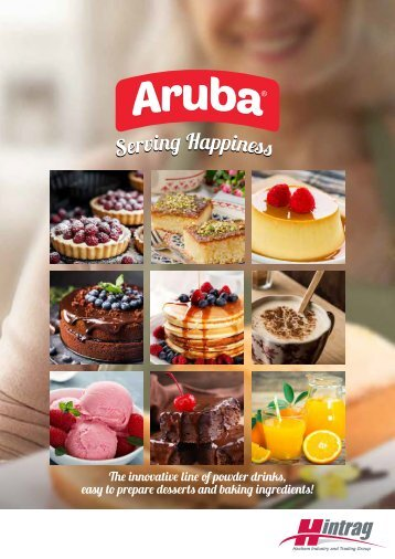 Aruba catalogue 2018
