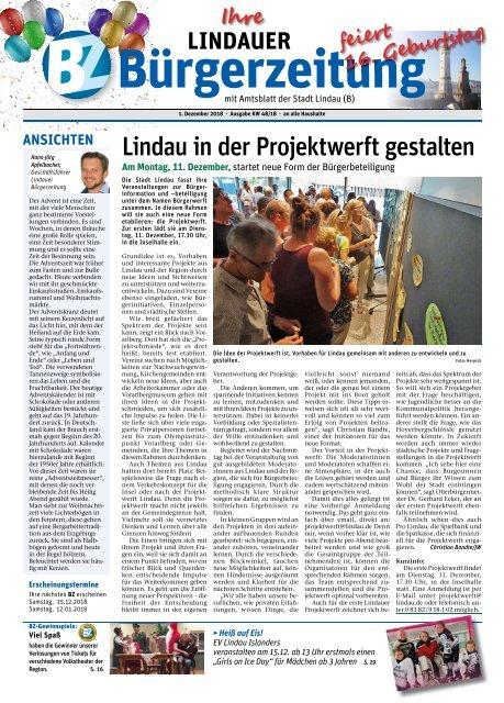 01.12.2018 Lindauer Bürgerzeitung