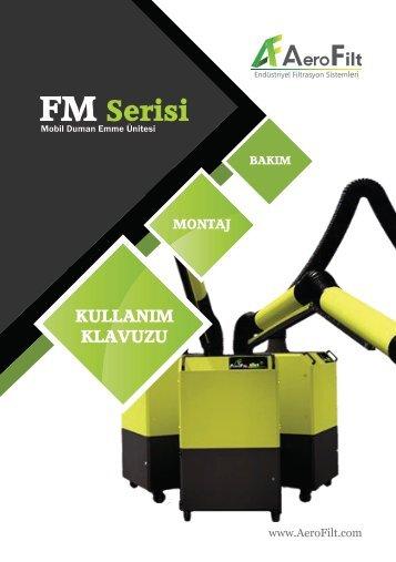 FM Serisi Kullanım klavuzu