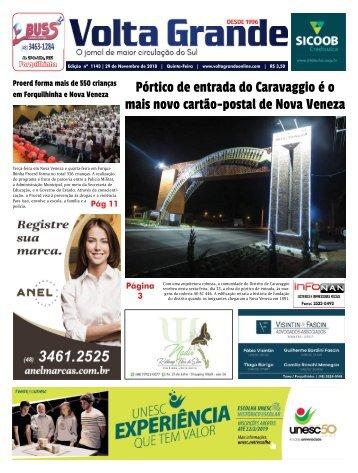 Jornal Volta Grande | Edição 1143 Forq/Veneza