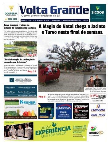 Jornal Volta Grande | Edição 1143 Região