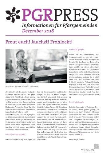 PGR-Press (12/2018)