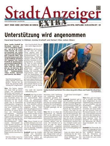 Stadtanzeiger Extra kw 48