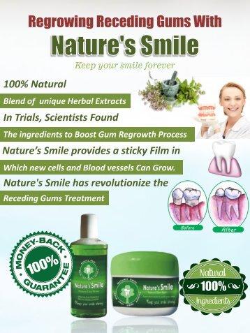 Regrowing Gum Tissue