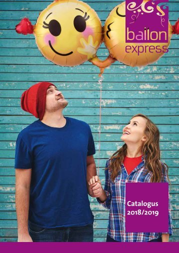 Catalogus BallonExpress 2018-2019