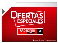 Catalogo de Ofertas Motored Parts