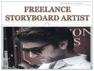 Amazing Freelance Storyboard Artist- Contact Now