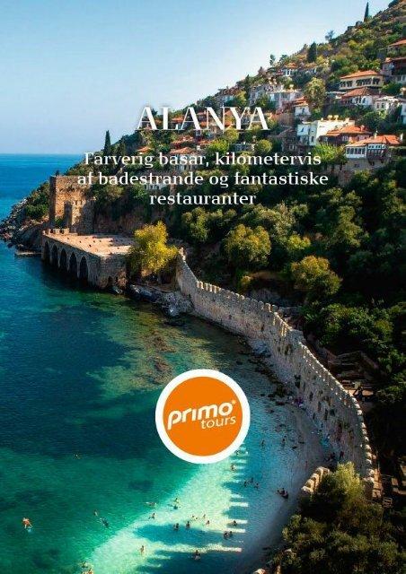 Destination: alanya