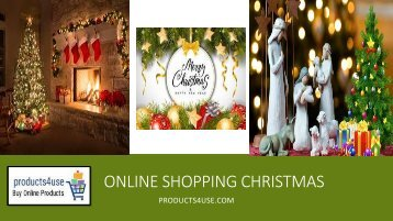 Christmas Products 2018