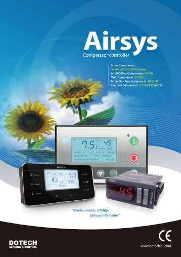 Airsys Compressor Controller