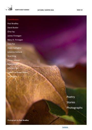 NWW Autumn - Winter 2018 Issue (final)