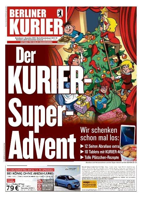 Berliner Kurier 01.12.2018