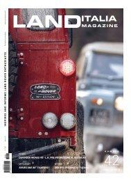 Land Italia magazine 42