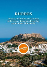 Destination: rhodos