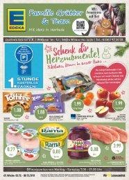 EDEKA Grütter_Angebote vom 03. bis zum 8.12.2018