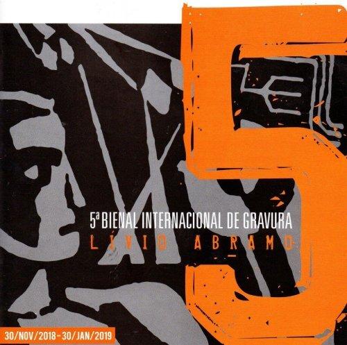 Bienal internacional de Gravura - Livio Abramo