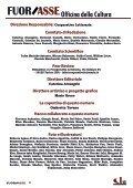 FuoriAsse - Officina della cultura - Page 6