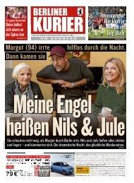 Berliner Kurier 02.12.2018