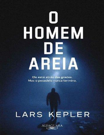 O Homem de Areia - Lars Kepler