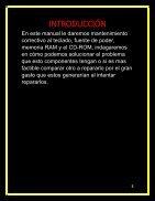 MANUAL DE MANTENIMIENTO - Page 3
