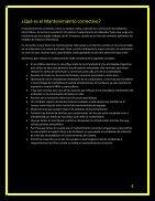 MANUAL DE MANTENIMIENTO - Page 5