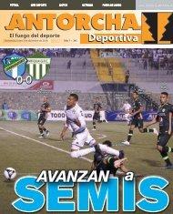 Antorcha Deportiva 345