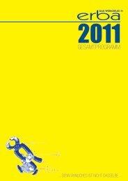 Programmübersicht 2011 Handwerkzeug - Erba - das Werkzeug