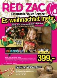 Werbung Weihnachten