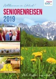 Katalog Seniorenreisen 2019