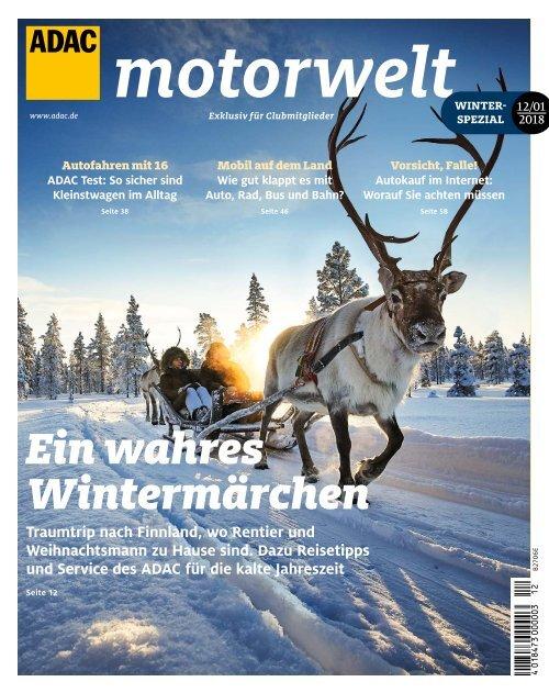 Adac Motorwelt Januar 2019