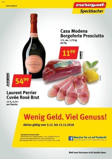 Flugblatt Gastro 25/2018