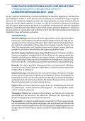 Christliche Spiritualität · Bildungsangebote 2019 - Seite 4